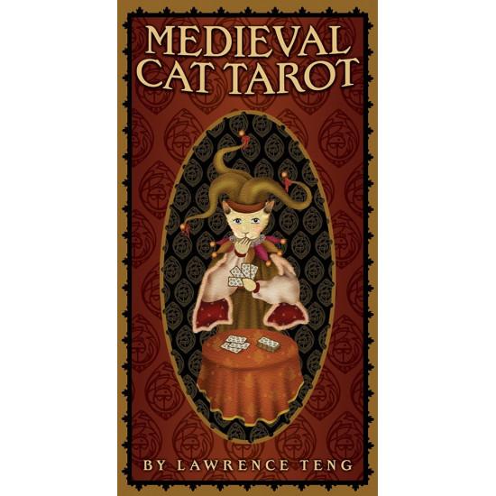 Medieval Cat Tarot - Tarô...