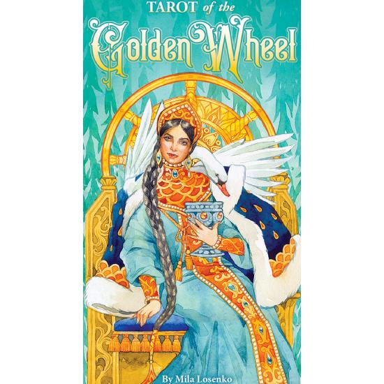 Golden Wheel Tarot