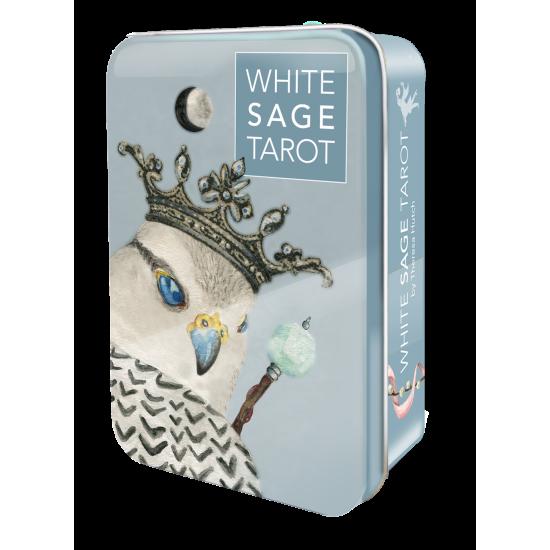 White Sage Tarot em Lata