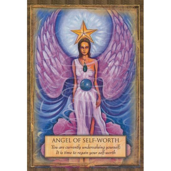 Oráculo Anjos Deuses e...