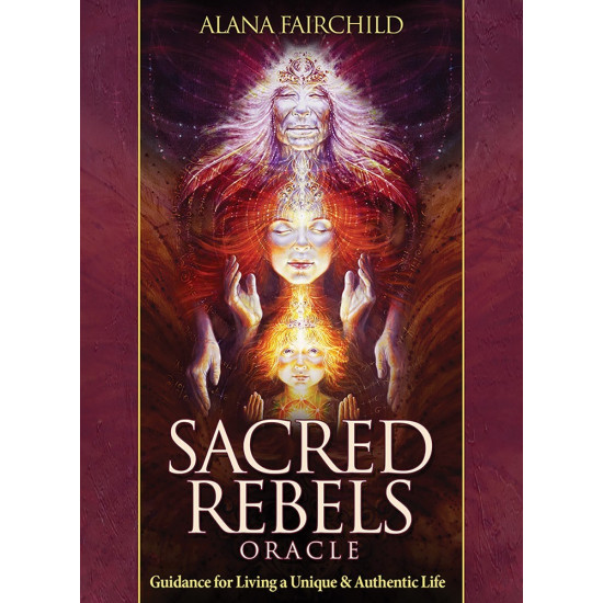 Oráculo Rebeldes Sagrados -...