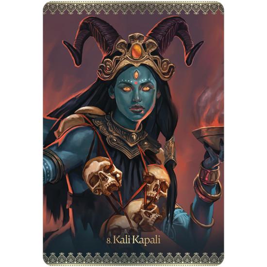 Oráculo da Deusa Kali -...