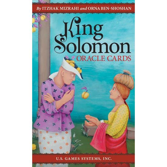Oráculo Rei Salomão - King...
