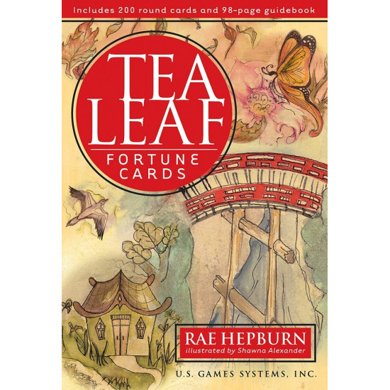 Oráculo Folha de Chá - Tea...