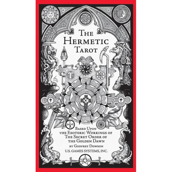 The Hermetic Tarot - Tarô...