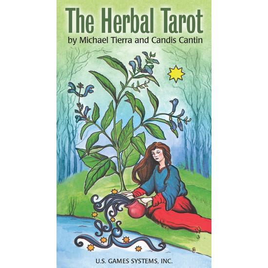 The Herbal Tarot - Tarô das...