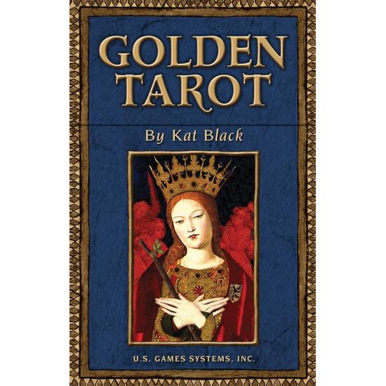 Golden Tarot - Kat Black