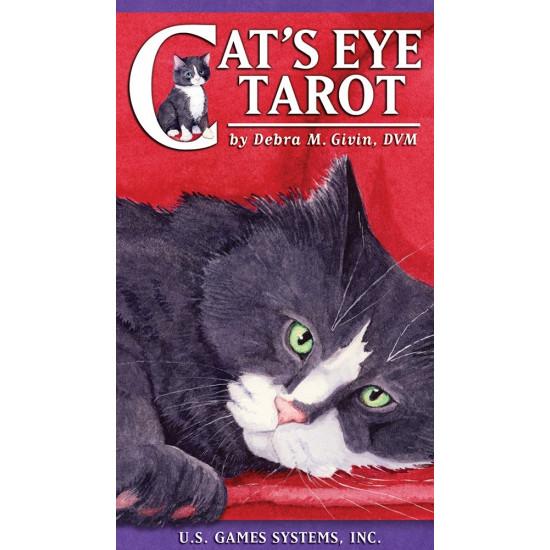 Cat´s Eye Tarot - Tarot do...